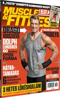 Muscle&Fitness 2018/6.lapszám