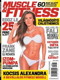 Éves Muscle&Fitness előfizetés (nyomtatott magazin)