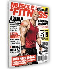 Muscle&Fitness 2016/5.lapszám