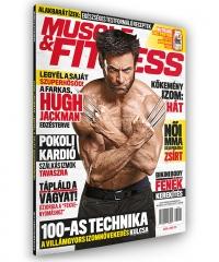 Muscle&Fitness 2017/1.lapszám