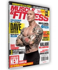 Muscle&Fitness 2017/3.lapszám