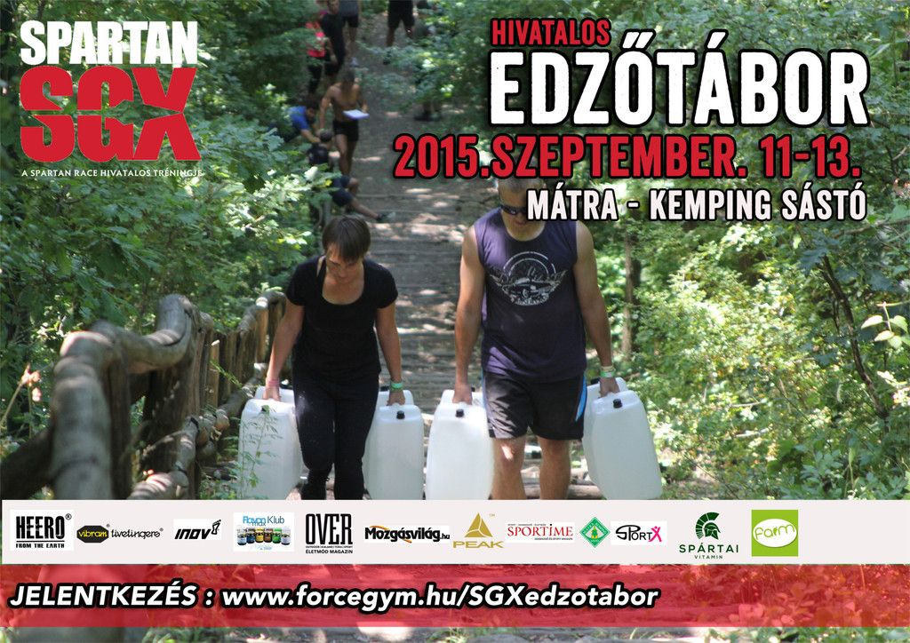 Spartan race epl ny super hungary for Gimnasio sparta
