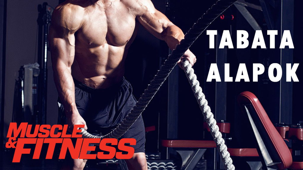 Tabata Muscle And Fitness 101