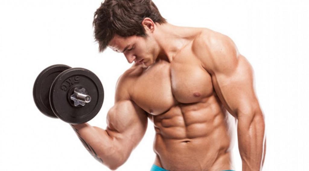 Bicepsz edzés