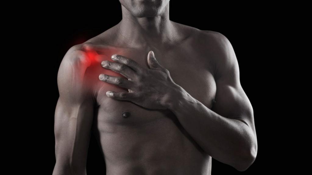 fitness váll fájdalom